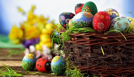 Wesołych Świąt Wielkiejnocy!