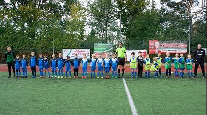 Grupa A 2010/11 przegrała z Brzaskiem Służew