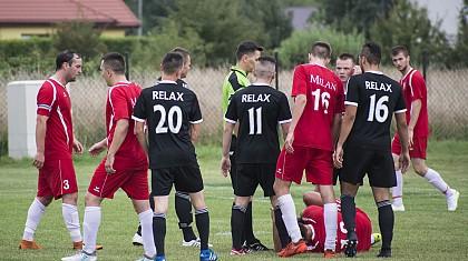 Relax Radziwiłłów 5-1 Milan II Milanówek
