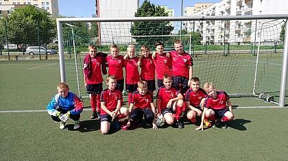 Grupa 2006/07 zremisowała z AP Żyrardów