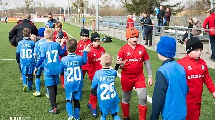 Grupa B 2010 pokonała Milan II Milanówek 5-4