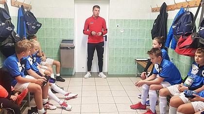 Grupa 2008/09 A pokonała Pogoń Grodzisk 4-0