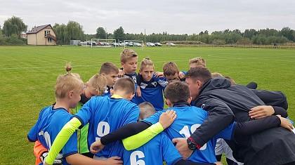 Grupa 2008/09 wygrała z Błonianką 3-2