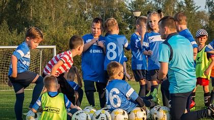 Grupa 2012/13/14 wróciła do treningów!