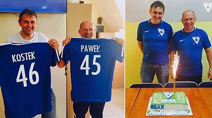 Urodziny Darka Zawadzkiego i Pawła Widulińskiego